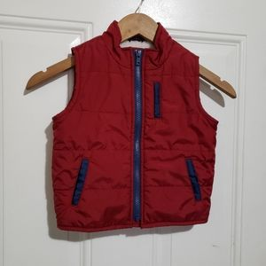 Baby gap size 2 year old vest